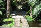 Belgrave South Bali style landscaping 10